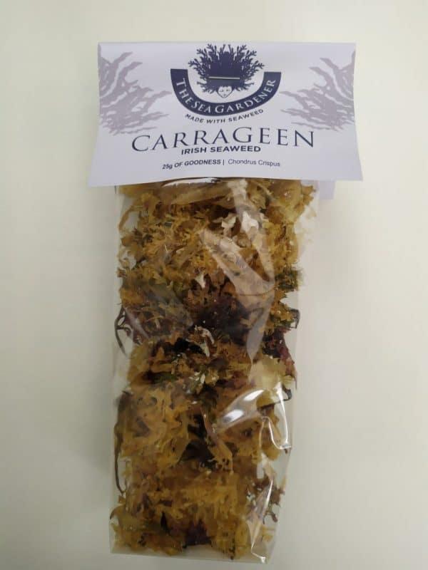Carrageen Moss Irish Seaweed