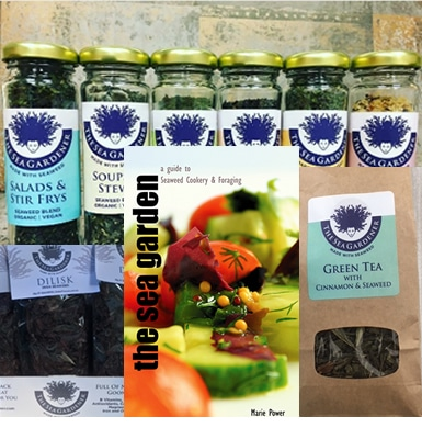 The Sea Gardener Cookery Kit